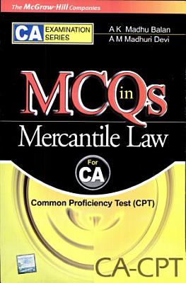 Mcqs In Mercantile Law For Ca Commn