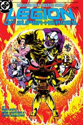 Legion of Super-Heroes (1984-) #15