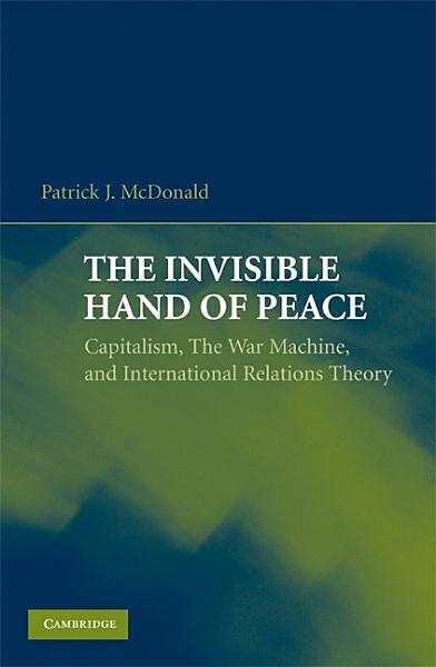 Download The Invisible Hand of Peace Book