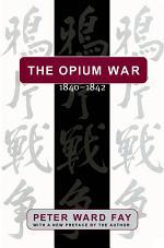 The Opium War, 1840-1842
