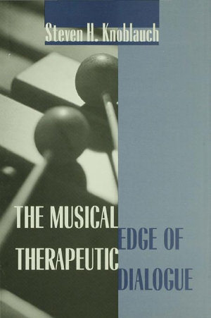 The Musical Edge of Therapeutic Dialogue