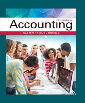 Accounting: Edition 27