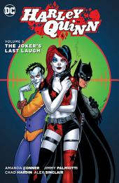 Harley Quinn Vol. 5: The Joker's Last Laugh: Issues 22-25