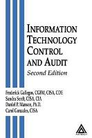 Information Technology Control and Audit  Second Edition PDF