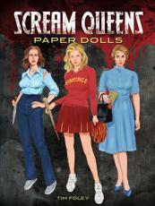 Scream Queens Paper Dolls