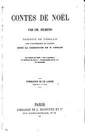 Contes de Noël, tr. sous la direction de P. Lorain [by mlle de Saint-Romain and m. de Goy].