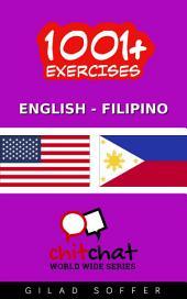 1001+ Exercises English - Filipino