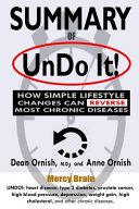 Summary of Undo It  Book
