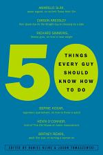 50 Things Every Guy Should Know How to Do