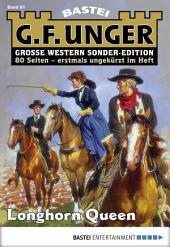 G. F. Unger Sonder-Edition - Folge 061: Longhorn Queen