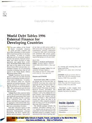 Publications Update PDF