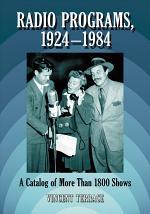Radio Programs, 1924Ð1984
