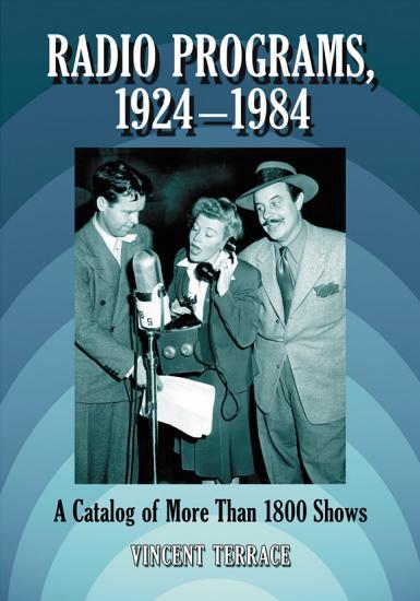 Radio Programs  1924  1984 PDF