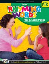 Rhyming Words, Grades PK - K