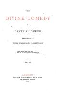 The divine comedy  tr  by H W  Longfellow PDF