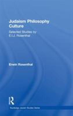 Judaism, Philosophy, Culture