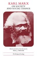 Karl Marx on Society and Social Change PDF