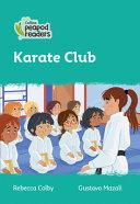 Collins Peapod Readers - Level 3 - Karate Club