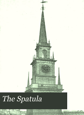 The Spatula: Volume 18