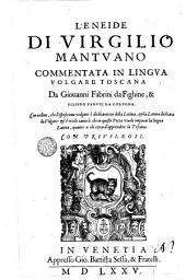 L' Eneide di Virgilio mantuano commentata in lingua volgare toscana da Giouanni Fabrini da Fighine, & Filippo Venuti da Cortona ..