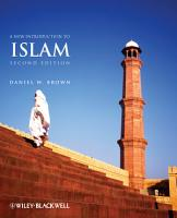 A New Introduction to Islam PDF