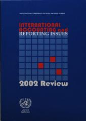 International Accounting and Reporting Issues: 2002 Review