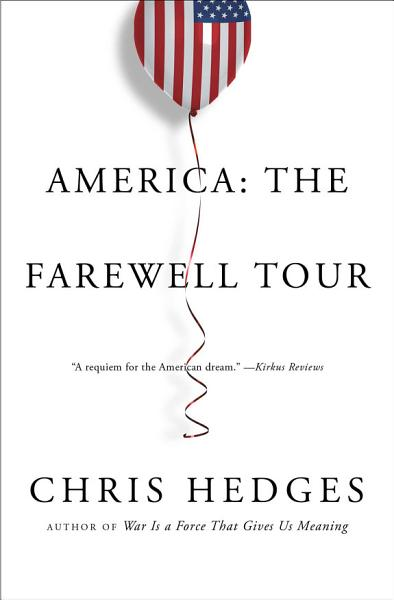 Download America  The Farewell Tour Book