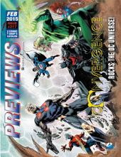 Previews February 2015: Issue 317, Issue 317