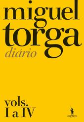 Miguel Torga - Diário Vols. I a IV