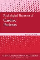 Psychological Treatment of Cardiac Patients