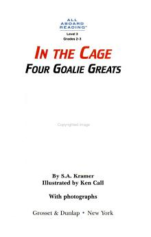 In the Cage PDF