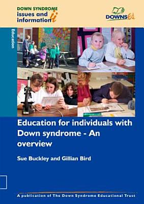 Education for Individuals with Down Syndrome PDF