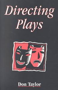 Directing Plays Book