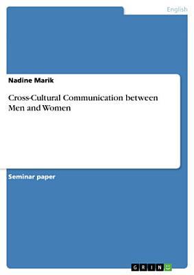 Cross Cultural Communication between Men and Women PDF