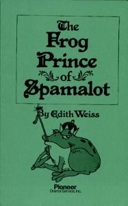 The Frog Prince of Spamalot Book