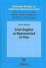 Irish English as Represented in Film