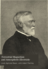 Terrestrial Magnetism and Atmospheric Electricity: Volume 9