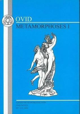 Ovid  Metamorphoses I