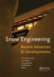 Snow Engineering 2000  Recent Advances And Developments