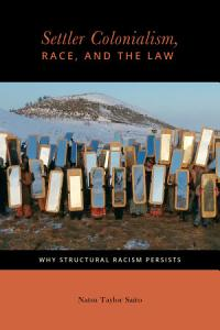 Settler Colonialism  Race  and the Law PDF