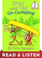 Fred and Ted Go Camping  Read   Listen Edition PDF