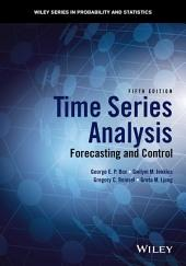 Time Series Analysis: Forecasting and Control, Edition 5