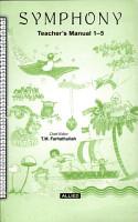 Symphony Teacher s Manual 1 5 PDF