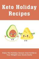 Keto Holiday Recipes PDF