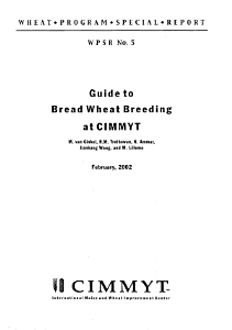 Guide to Bread Wheat Breeding at CIMMYT PDF