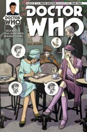 Doctor Who: The Tenth Doctor #2.10: The Infinite Corridor