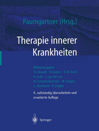 Therapie innerer Krankheiten PDF