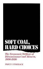 Soft Coal, Hard Choices