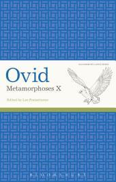 Ovid, Metamorphoses X