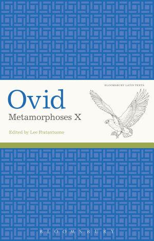 Ovid  Metamorphoses X